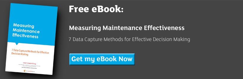 Free eBook: Measuring Maintenance Effectiveness